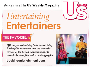 booking entertainment article